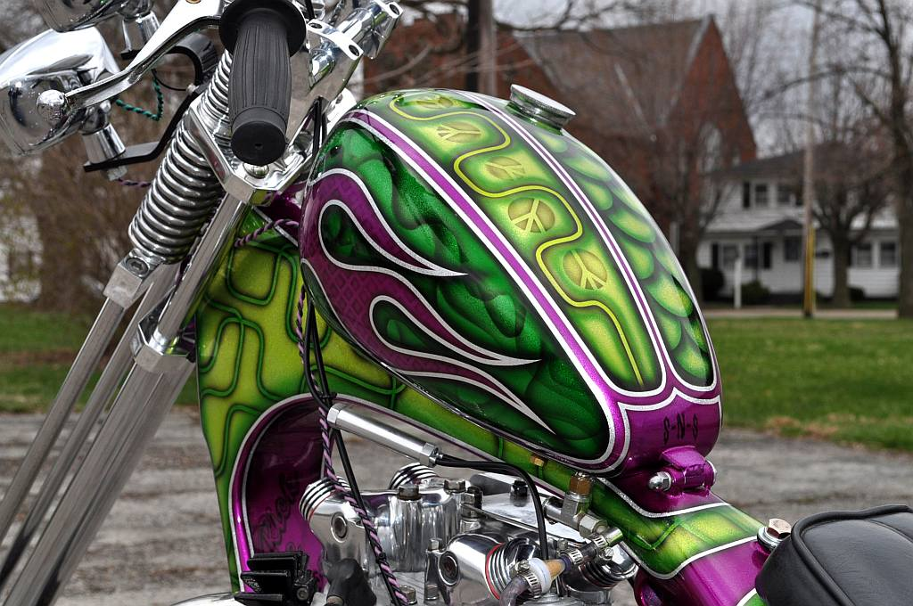 Custom Motorcycles Choppers And Bobbers By Chc