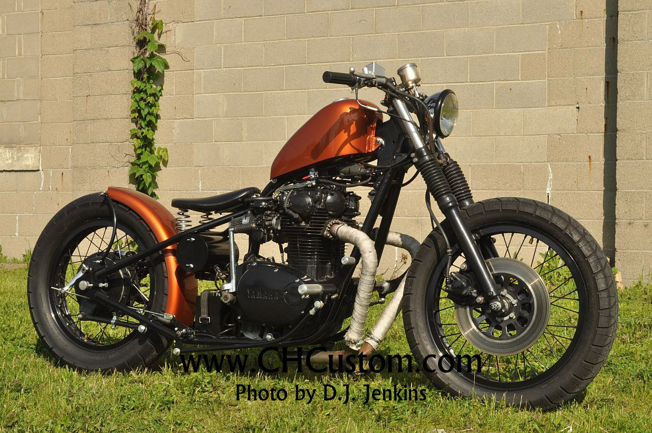 Custom Motorcycles, Choppers and Bobbers by CHC. Washington C.H. ...